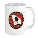 Georgia Carry Large Coffee Mug