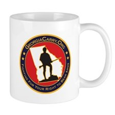 Georgia Carry Coffee Mug
