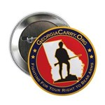 "Georgia Carry 2.25"" Button (100 pack)"