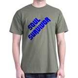 Soul Survivor Blue T-Shirt