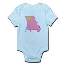 State Of Missouri Body Suit