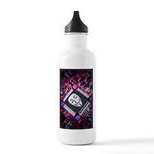 Anonymous inside Water Bottle