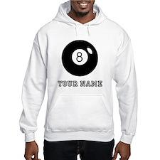 Black Eight Ball (Custom) Hoodie