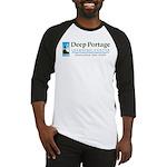 Deep Portage Baseball Jersey