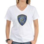 Glendale Police Women's V-Neck T-Shirt