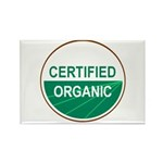 CERTIFIED ORGANIC Rectangle Magnet (100 pack)