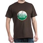 CERTIFIED ORGANIC Dark T-Shirt