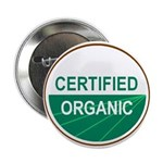 CERTIFIED ORGANIC Button