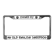 Owned by an OES License Plate Frame