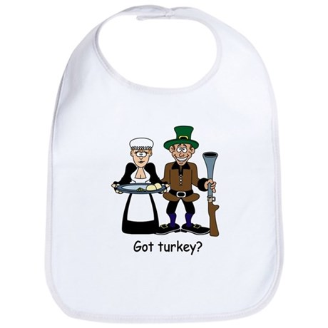 Got turkey? Bib