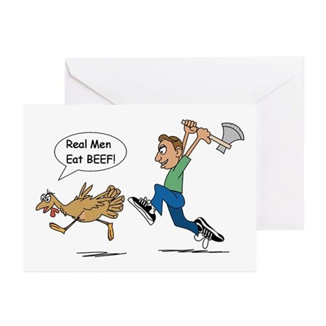 Funny Thanksgiving Greeting Cards (Pk of 10)