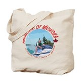 Memories of Muskoka Number 2 Tote Bag