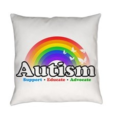 Autism Everyday Pillow