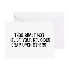 Anti-Religious Greeting Card