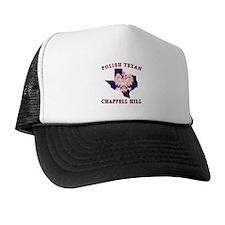 Chappell Hill Polish Texan Trucker Hat