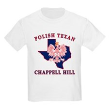 Chappell Hill Polish Texan T-Shirt