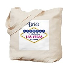 Las Vegas Bride Tote Bag