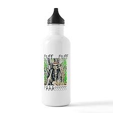 puff puff pirate Water Bottle