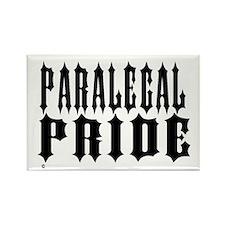 Unique Legal assistant Rectangle Magnet (100 pack)