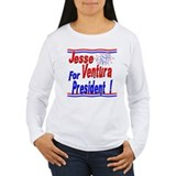 Ventura for President T-Shirt