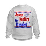 Ventura for President Sweatshirt