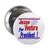 Ventura for President Button