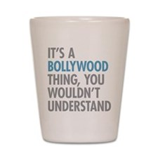 Bollywood Thing Shot Glass