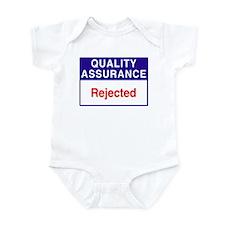 Rejected Infant Bodysuit