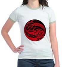 Dragon Spike Yinyang T