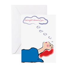 Dreaming - Get Bent Greetings Singles