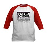 Don't Stay in School Tee