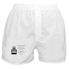 Cool Legal assistant Boxer Shorts