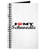 Schnoodle - I Love My Journal