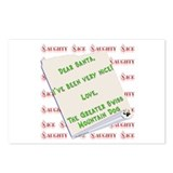 Swissy Nice Postcards (Package of 8)