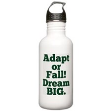 Adapt or Fall! Water Bottle