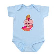 Princess Grace Infant Bodysuit