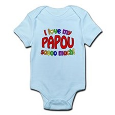 I love my PAPOU soooo much! Body Suit