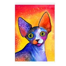 SPHYNX CAT 3 Postcards (Package of 8)