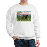 Shore & Dachshund Pair Sweatshirt