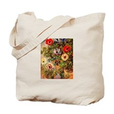 Anemone by Monet Tote Bag