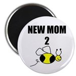 NEW MOM 2 BEE Magnet