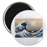 "Japanese Art 2.25"" Magnet (10 pack)"