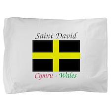 Flag_of_Saint_David-Light Pillow Sham