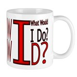 What Would I Do? Mug, 11 oz