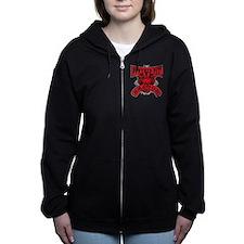 Panther Pit Saloon Women's Zip Hoodie