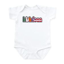 IrishRican2 Infant Bodysuit