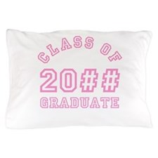 PERSONALIZED Grad Year Pillow Case