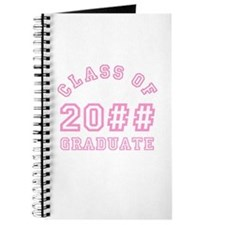 PERSONALIZED Grad Year Journal