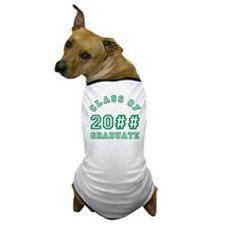PERSONALIZED Grad Year Dog T-Shirt
