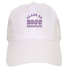 PERSONALIZED Grad Year Baseball Baseball Cap
